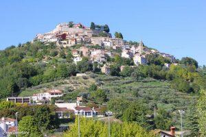 Motovun, Istria Croatia