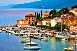 Opatija, Istria, Croatia