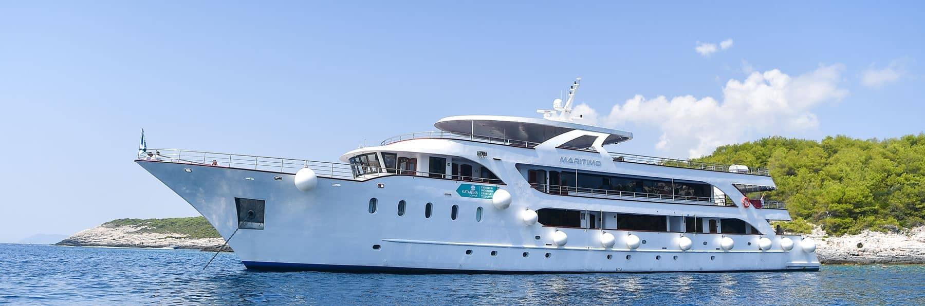 MS Maritimo, Croatia Cruise
