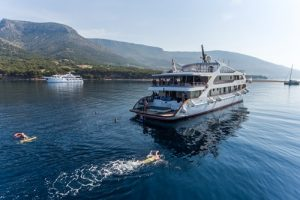 Prestige Cruise Ship, Croatia