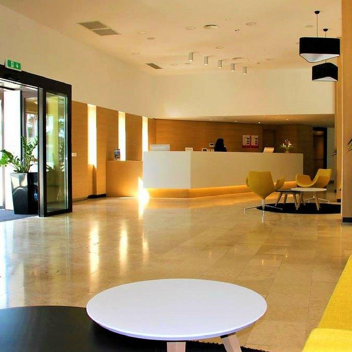 hotel Liburna, Koecula reception