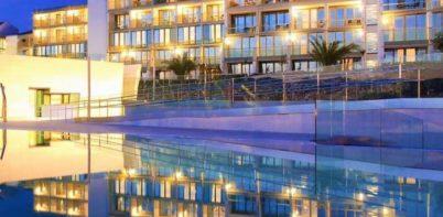 Valmara Lacroma, Dubrovnik pool front view of hotel