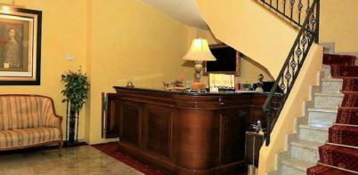Hotel Niko, Zadar reception area, Unforgettable Croatia