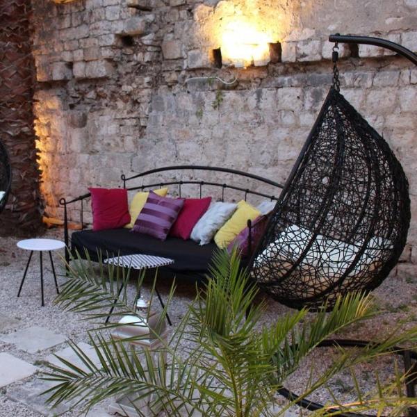 Hotel San Giorgio lounge
