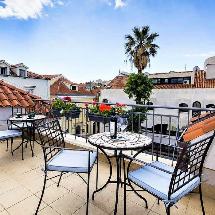 Hotel Marul, Split rooftop