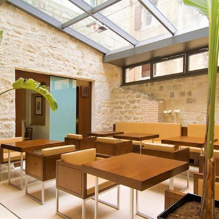 Hotel Vestibul Palace, Split indoor minimalist dining facilities