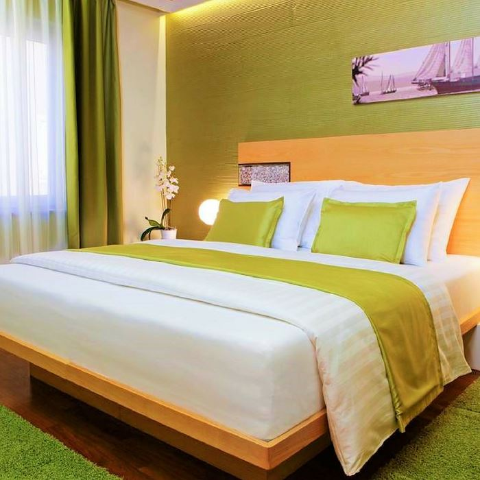 Hotel Bol room