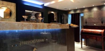 Boutique Hotel Hippocampus, Kotor indoor bar