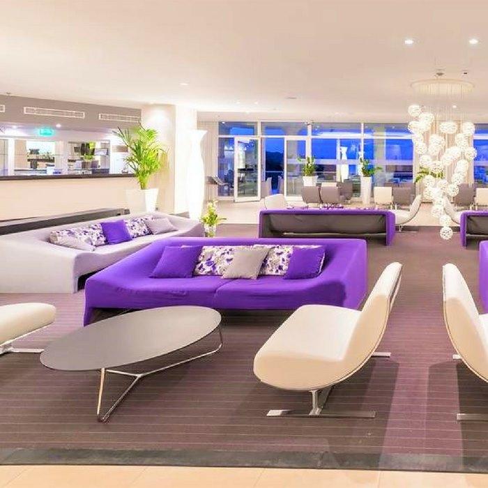 Hotel Amfora lobby