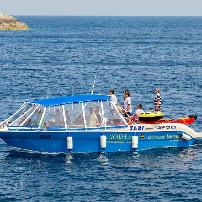 Villa Nora, Hvar hotel's boat hire