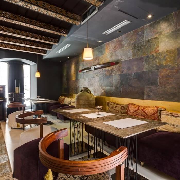 Boutique Hotel Hippocampus, Kotor indoor dining area