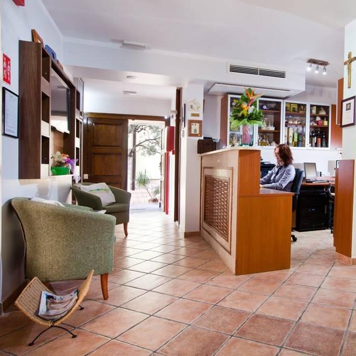 Villa Andrea, Tucepi reception area