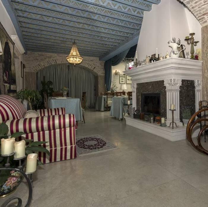 Palace Judita Heritage, Split indoor vintage lounge