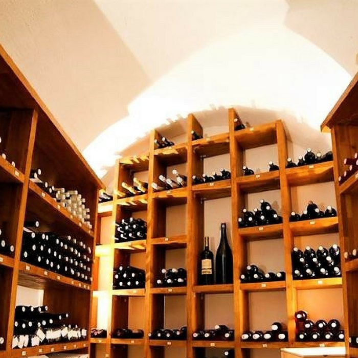 Hotel Korsal, Korcula vine cellar