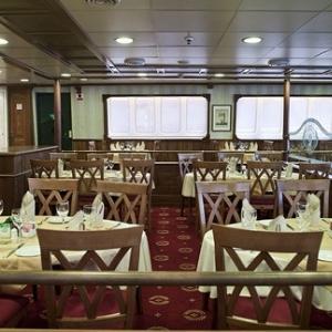 MS Panorama dining area