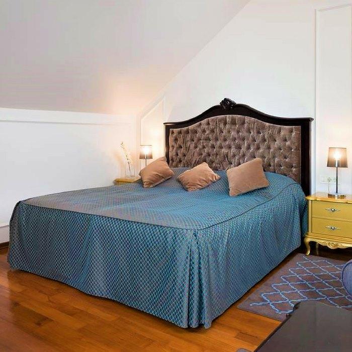 Bastion Hotel Heritage, Zadar double bed bedroom