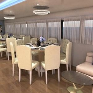 MS Ambassador restaurant