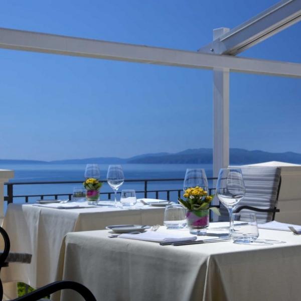 Hotel Kapetanovic Dining area