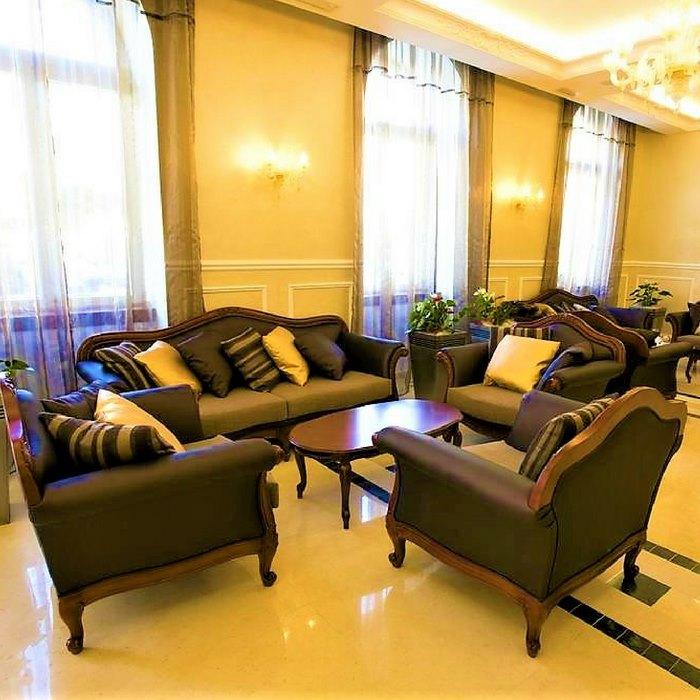 Grand Hotel Palazzo lounge