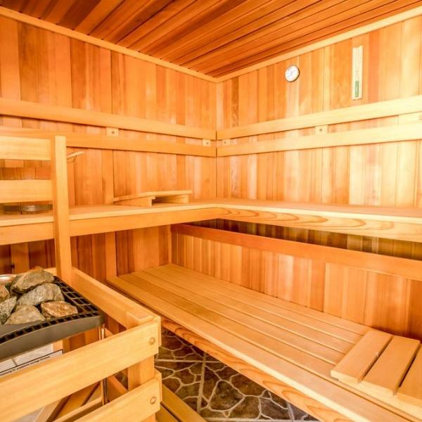 Hotel Adriatica sauna