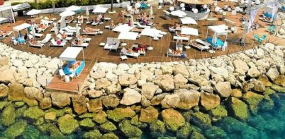 Radisson Blu, Split lounge chair beach hotel hire