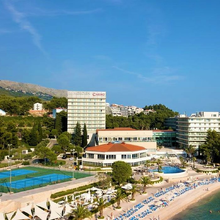 Le Meridien Lav Split full hotel view