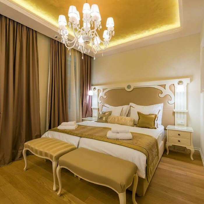 Piazza Heritage Hotel, Split double bed indoor
