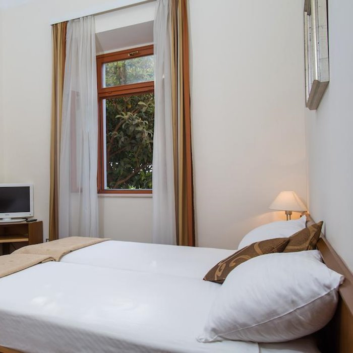 Hotel Zagreb, Dubrovnik twin room