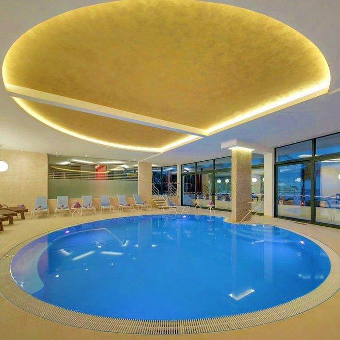 Hotel Royal Princess, Dubrovnik indoor round pool