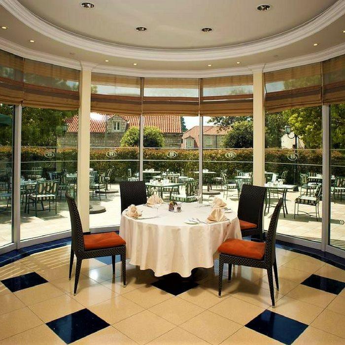 Hotel Hilton Imperial, Dubrovnik indoor restaurant area
