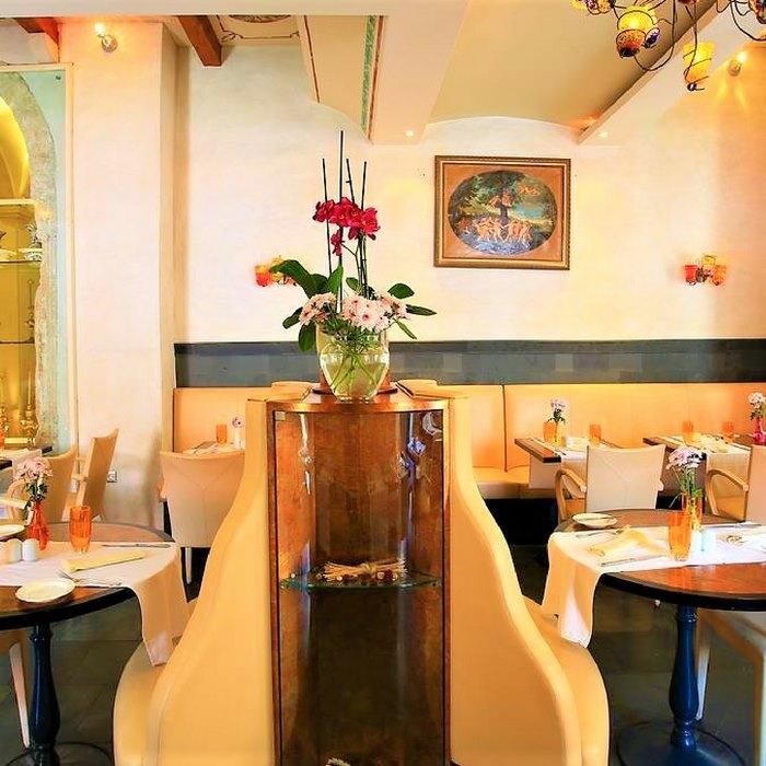 Pucic Palace, Dubrovnik indoor restaurant