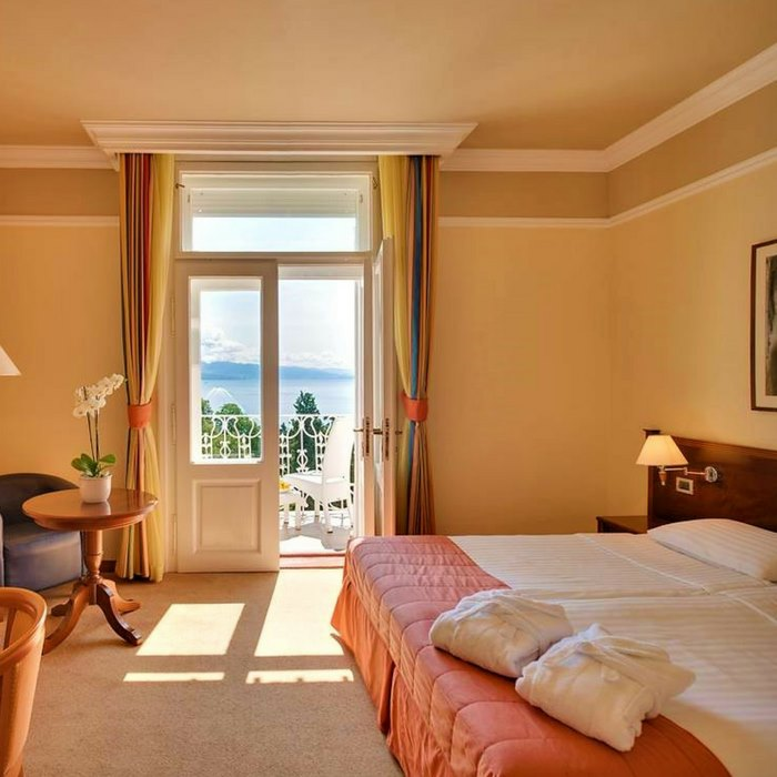 Hotel Bristol room