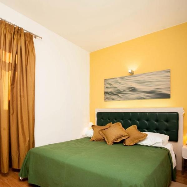 Hotel San Giorgio room