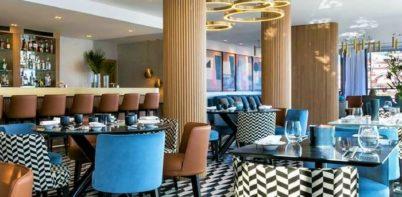 Hotel Adriana Hvar Spa dining area
