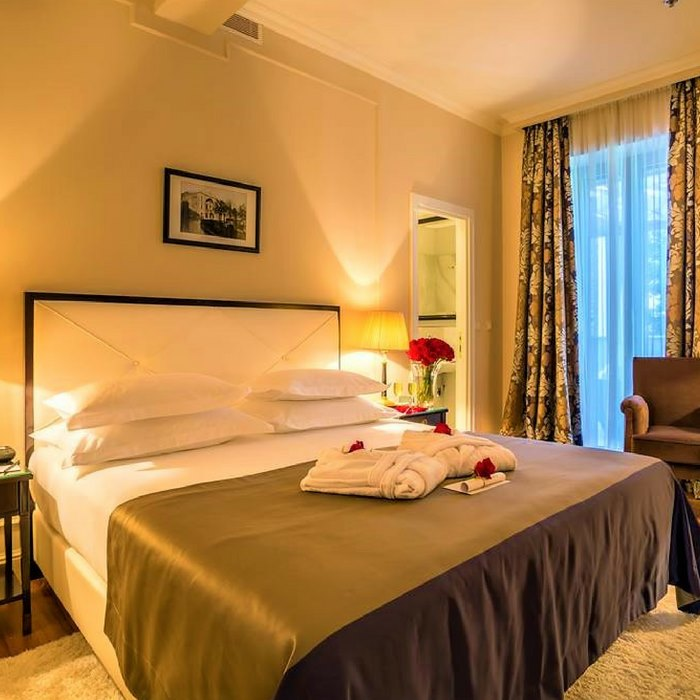 Hotel Park, Split double bed luxury room