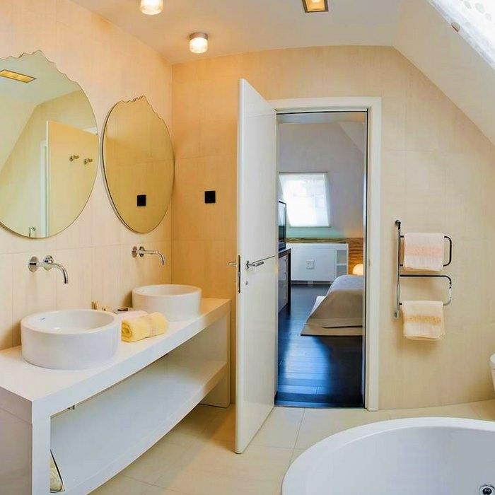 Hotel Marmont, Split beautiful bathroom