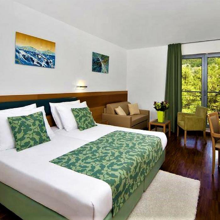 Bluesun hotel Elapusa, Bol doubleroom with park view
