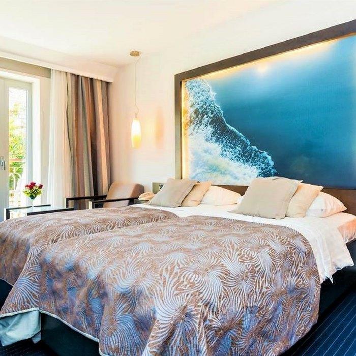 hotel lapad, dubrovnik twin room