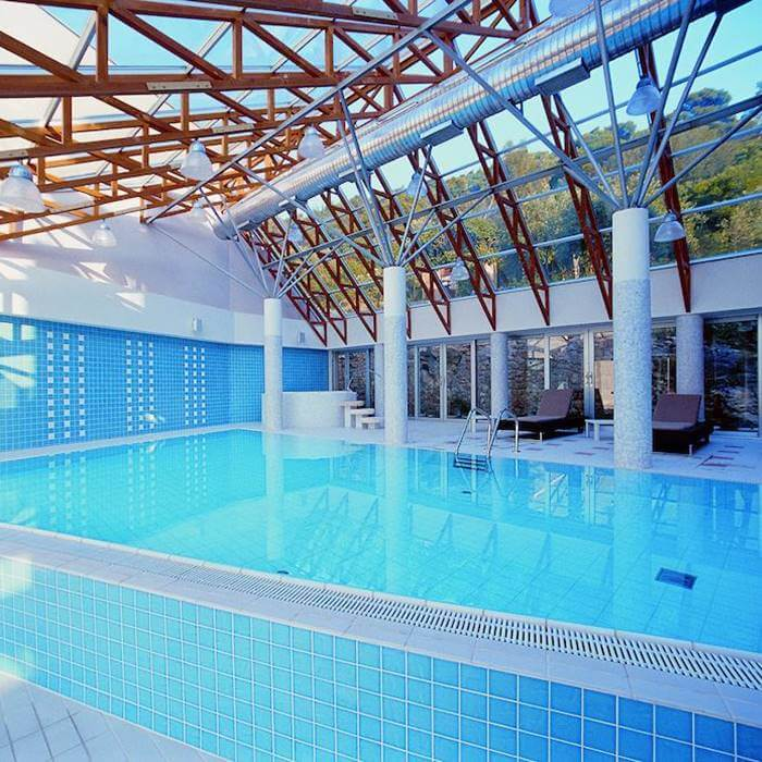 Hotel Uvala, Duborvnik indoor pool