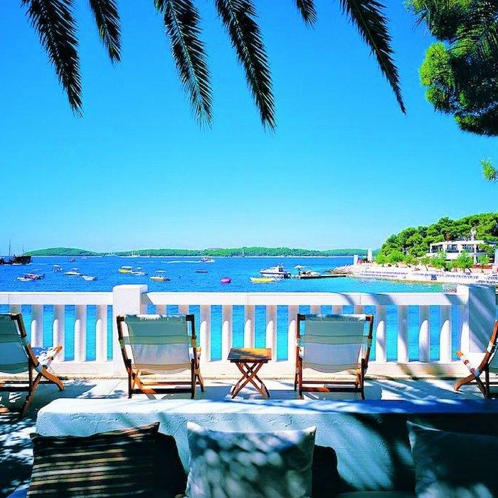 Hotel Amfora sun deck