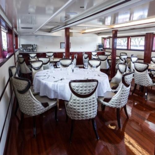 Stella Maris dining area