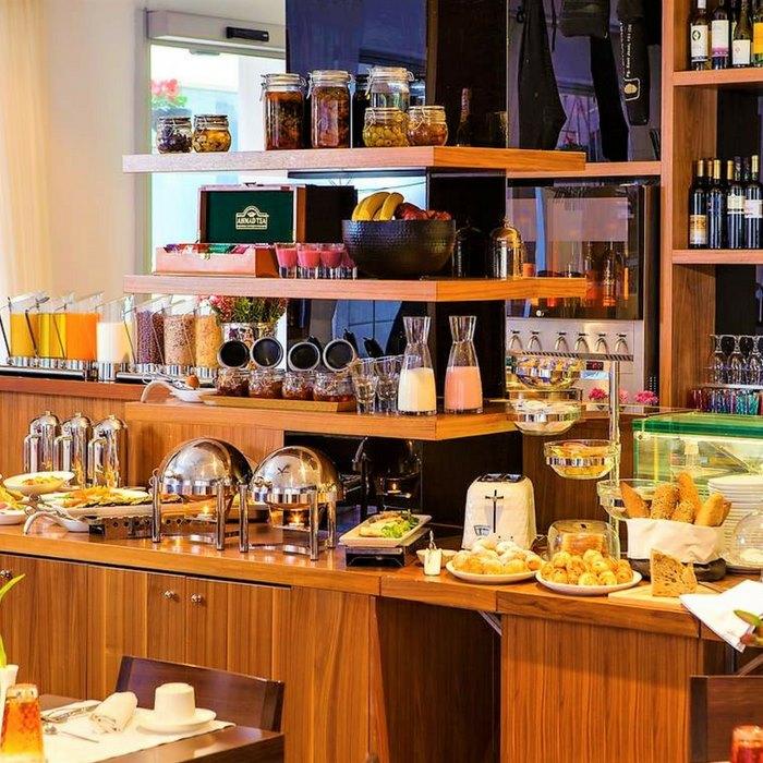 Hotel Marmont, Split breakfast food