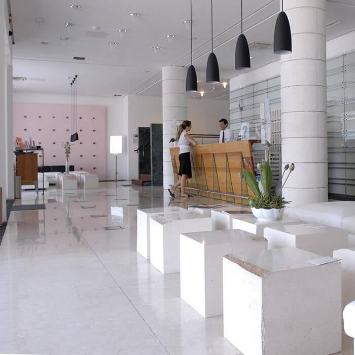Hotel Uvala Dubrovnik reception