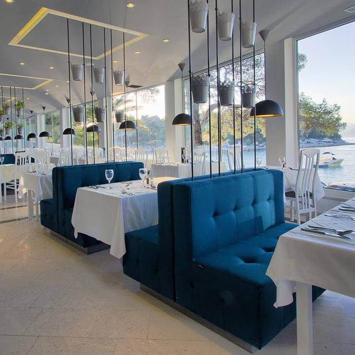 Hote Cavtat, Cavtat indoor dining facilities