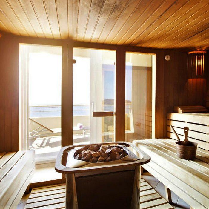 Hotel Croatia, Cavtat sauna facilitate