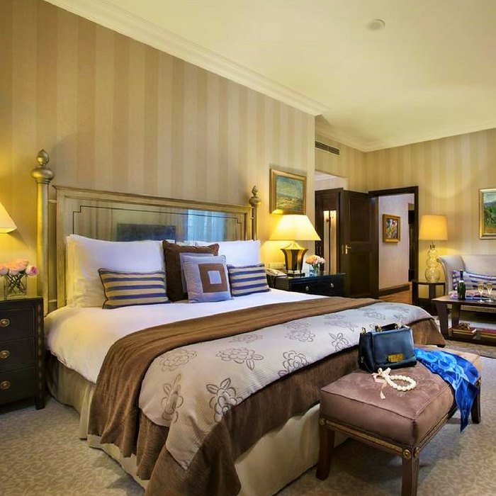 Hotel Esplanade Zagreb, Zagreb cosy double bed bedroom