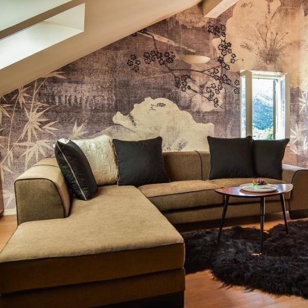 Hotel Draga di Lovrana lounge