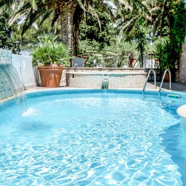 Hotel Adriatica pool
