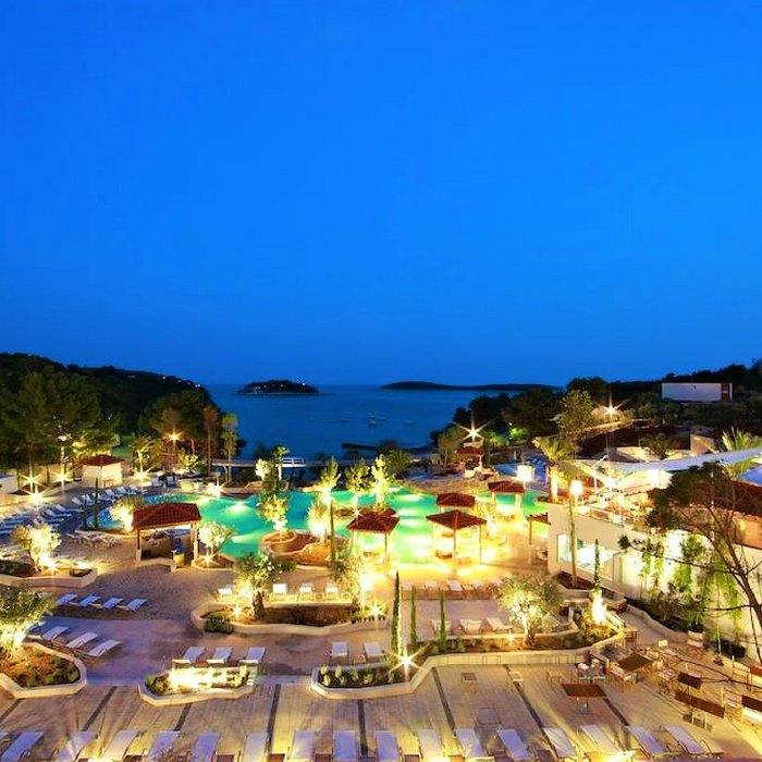 Hotel Amfora pool