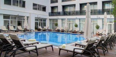 Hotel Lero, Dubrovnik outdoor pool